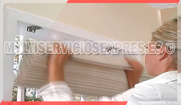 Arreglo persianas en Hoyo de Manzanares