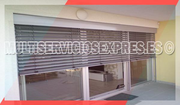 Arreglo persianas en Esparreguera