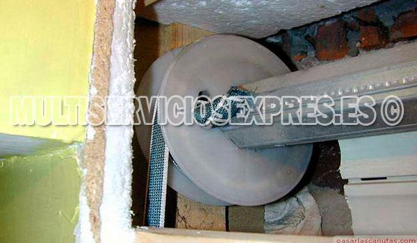 reparacion persianas en Villalbilla