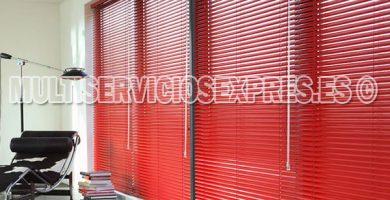 Arreglo persianas en Málaga
