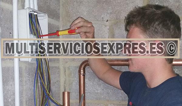 Electricistas 24 horas en Bullas