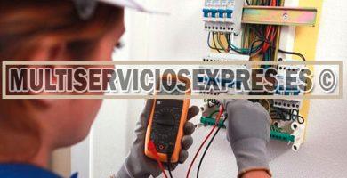 Electricistas 24 horas en Chipiona