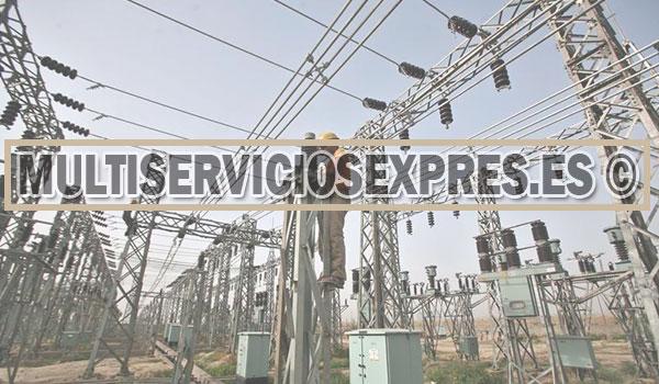 Electricistas 24 horas en Gádor