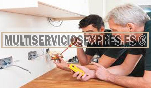 Electricistas autorizados en Alpedrete Madrid