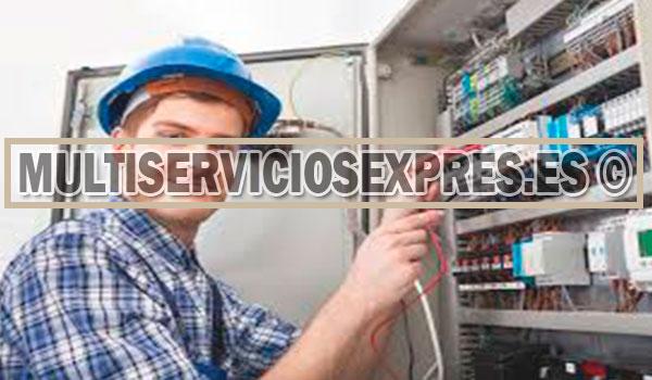 Electricistas autorizados en Brunete
