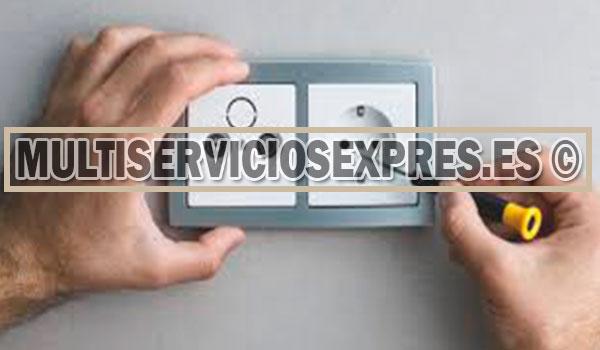 Electricistas autorizados en Camarma de Esteruelas