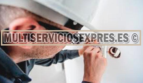 Electricistas autorizados en Cobeña