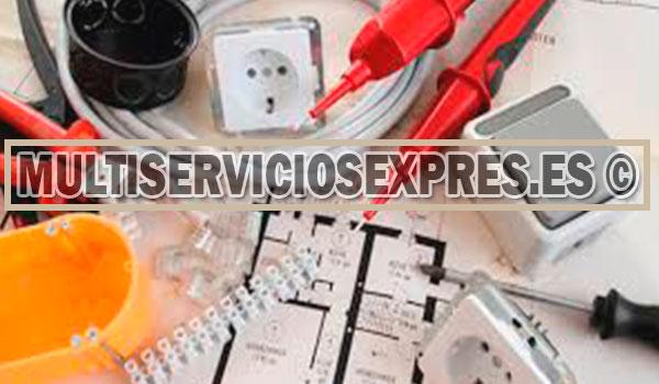 Electricistas autorizados en El Molar