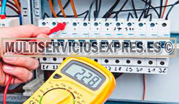 Electricistas autorizados en Fuenlabrada