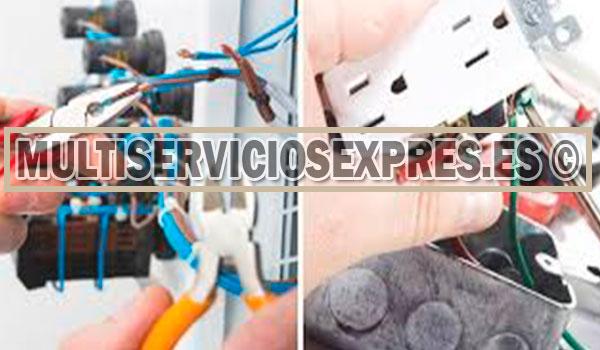 Electricistas autorizados en Loeches