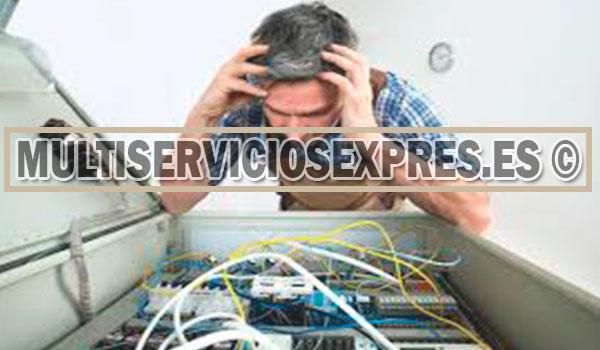 Electricistas autorizados en Navalcarnero