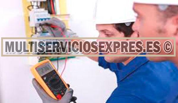 Electricistas autorizados en Paracuellos de Jarama