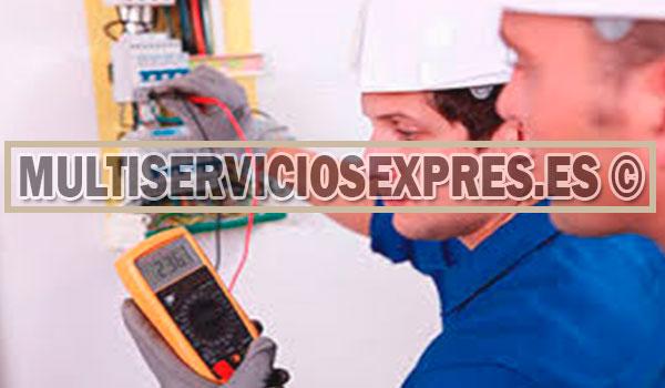 Electricistas autorizados en Parla
