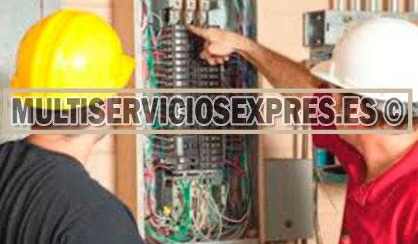 Electricistas autorizados en San Agustin de Guadalix