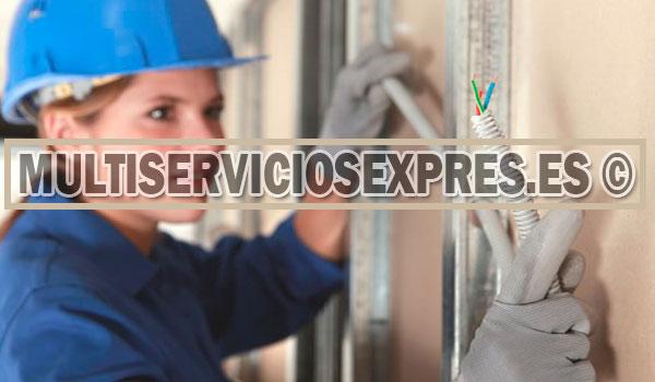 Electricistas autorizados en San Fernando