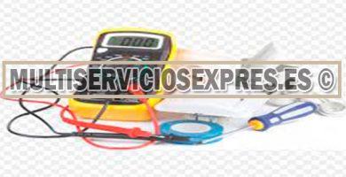 Electricistas autorizados en San Sebastian de los Reyes
