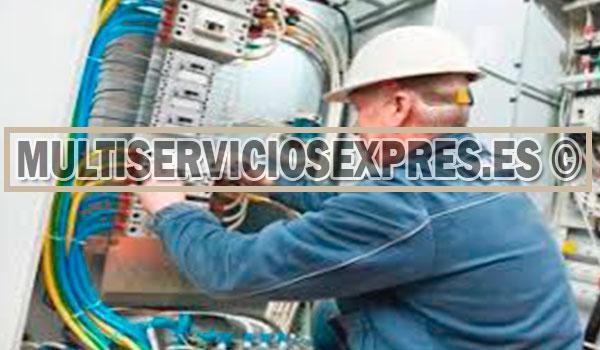 Electricistas autorizados en Torremolinos