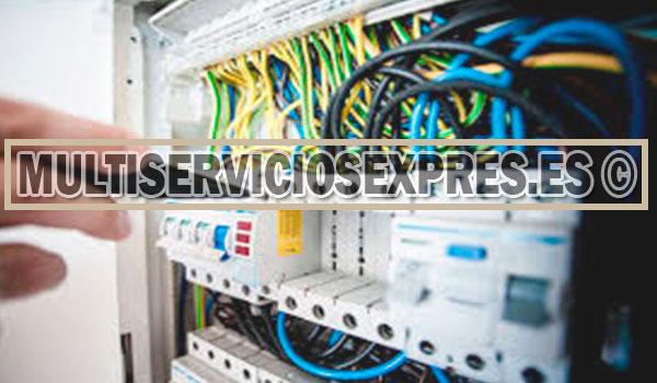Electricistas autorizados en Valdemoro