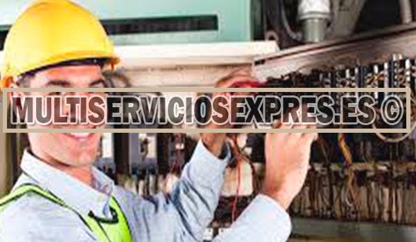 Electricistas autorizados en Velilla de San Antonio