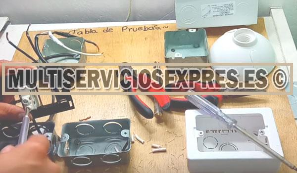Electricistas autorizados en Vera