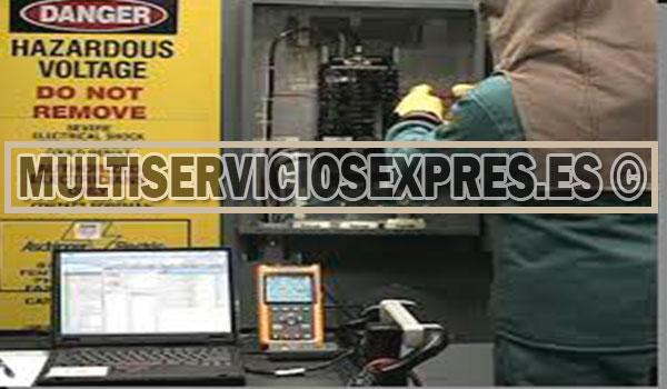 Electricistas autorizados en Villaviciosa de Odón