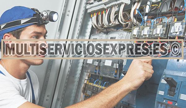 Electricistas baratos en Fuente Alamo de Murcia