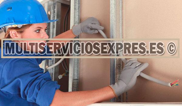 Electricistas baratos en Molina de Segura