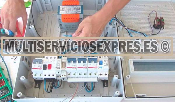 Electricistas baratos en Olot