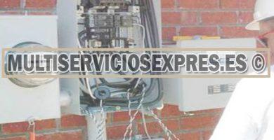 Electricistas baratos en Palamós