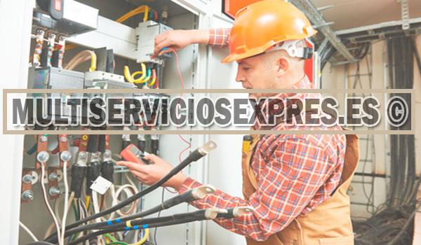 Electricistas baratos en San Javier