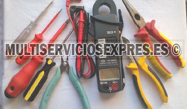 Electricistas certificados en Reus
