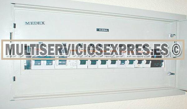 Electricistas urgentes en Bescanó