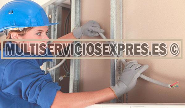 Electricistas urgentes en Calasparra