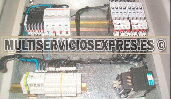 Electricistas urgentes en Calonge