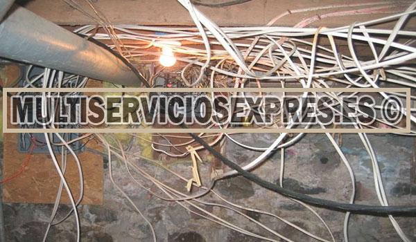 Electricistas urgentes en Chiclana de la Frontera