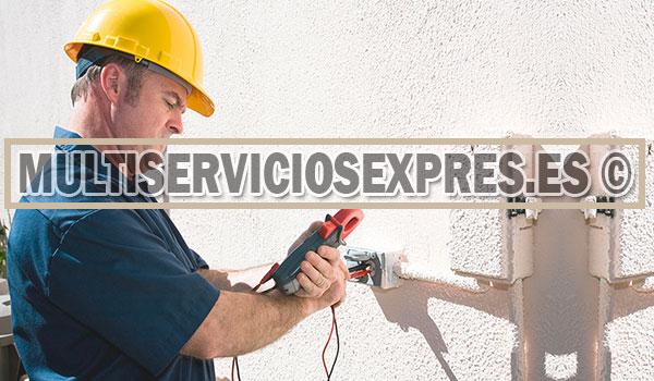 Electricistas autorizados en Fuengirola
