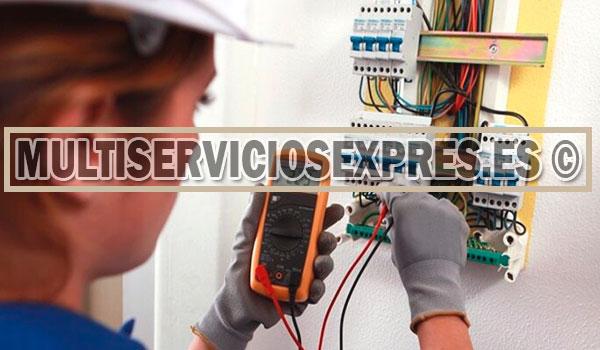 Electricistas 24 horas en Nules