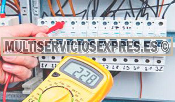 Electricistas autorizados en Algemesí