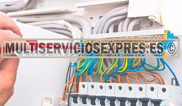 Electricistas autorizados en Oropesa del Mar