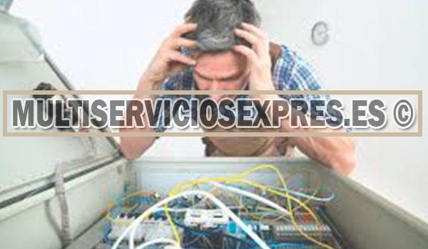 Electricistas autorizados en Puzol
