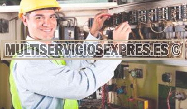 Electricistas autorizados en Rubi
