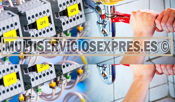 Electricistas autorizados en Torreblanca