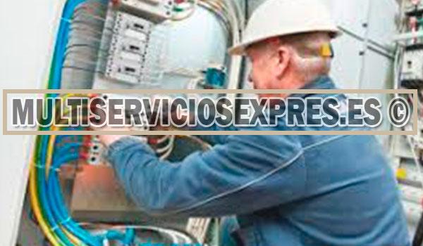 Electricistas baratos en Albaida