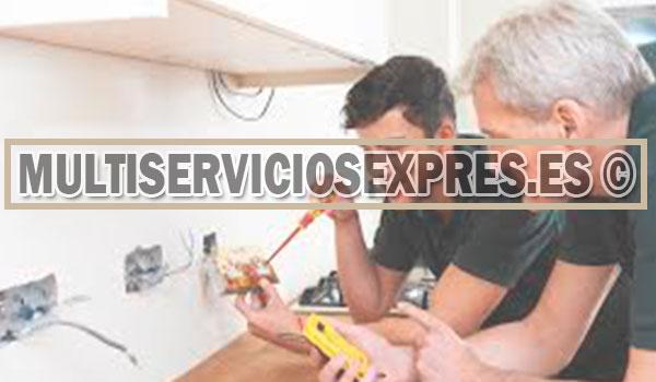 Electricistas baratos en Albal