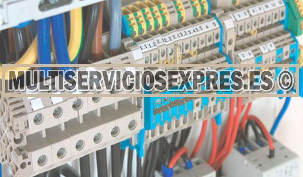 Electricistas baratos en Ayora