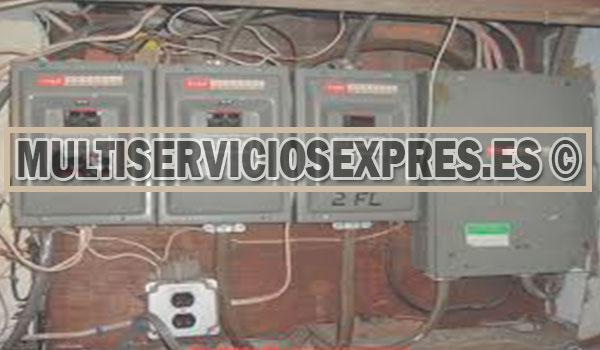 Electricistas baratos en Montserrat