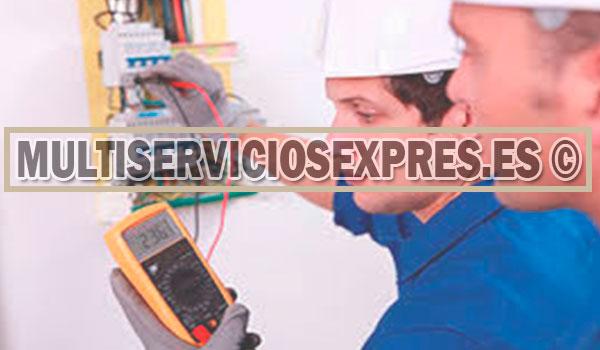 Electricistas baratos en Paterna