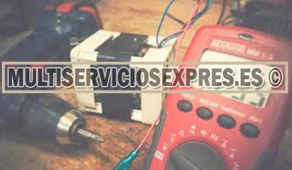 Electricistas urgentes en Alberic