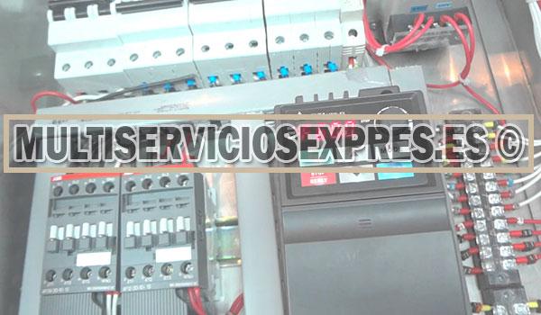 Electricistas urgentes en Almenara
