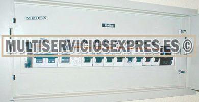 Electricistas urgentes en Borriol
